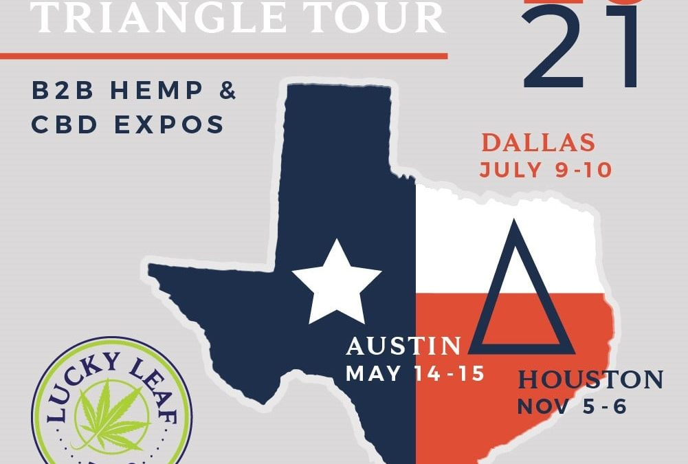 Join First Responder Fuel at the Dallas Lucky Leaf Expo 6/9-10/2021