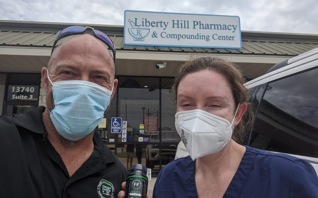 Liberty Hill Pharmacy & Compounding Center now carries First Responder Fuel