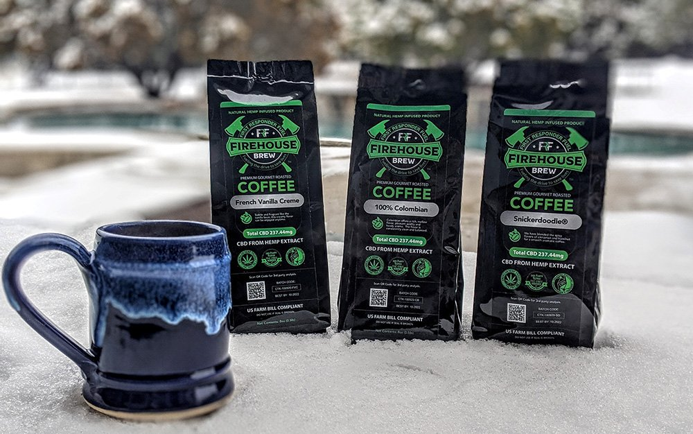 First Responder Fuel Firehouse Brew Premium Gourmet Coffee