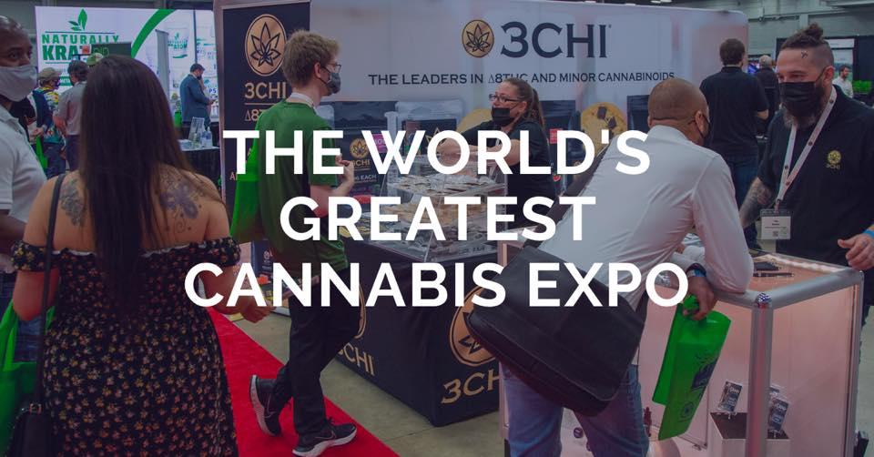 Lucky Leaf Cannabis Expo in Oklahoma City, OK